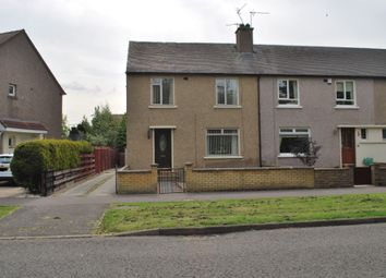 Thumbnail 3 bed end terrace house for sale in Bowhouse Road, Grangemouth