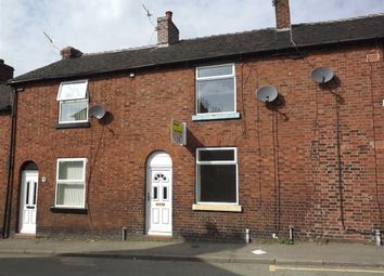 Thumbnail 2 bed terraced house to rent in Ball Haye Green, Leek, Leek