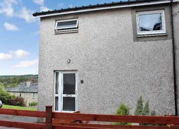 Thumbnail 3 bed end terrace house for sale in Balmoral Court, Dunblane