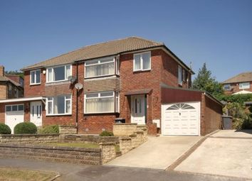 Thumbnail 3 bed semi-detached house for sale in Falcon Road, Dronfield, Derbyshire