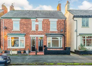 Thumbnail 2 bed semi-detached house for sale in New King Street, Middlewich, Cheshire