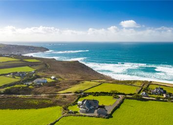 Thumbnail 7 bed detached house for sale in Escalls Cliff, Sennen, Penzance, Cornwall