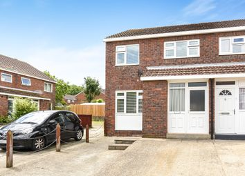 Thumbnail 3 bed end terrace house for sale in Dillwyn Close, London