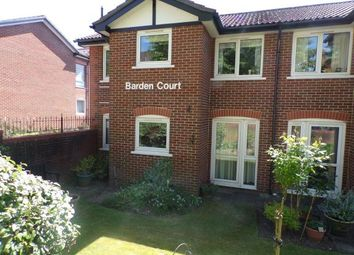 Thumbnail 1 bed flat for sale in Barden Court, St. Lukes Avenue, Maidstone, Kent