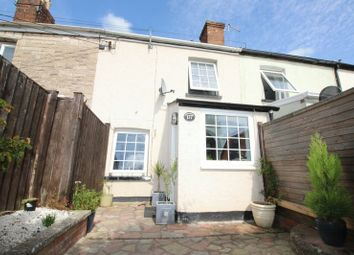Thumbnail 2 bed cottage for sale in Chapel Street, Tiverton