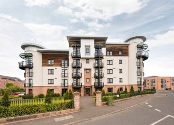 Thumbnail 3 bedroom flat for sale in Ocean Way, The Shore, Edinburgh