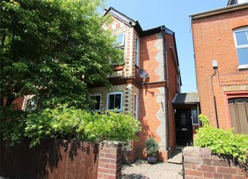 Thumbnail 4 bed semi-detached house for sale in Langborough Road, Wokingham, Berkshire