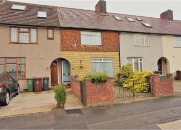 Thumbnail 2 bedroom terraced house for sale in Meadow Road, Dagenham