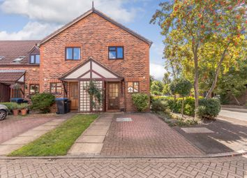Thumbnail 2 bed end terrace house for sale in Herndon Close, Egham, Surrey.