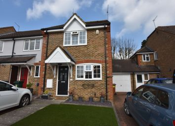 Thumbnail 3 bed end terrace house for sale in Magnolia Avenue, Abbots Langley