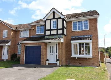 Thumbnail 4 bed detached house for sale in Linnet Road, Poole