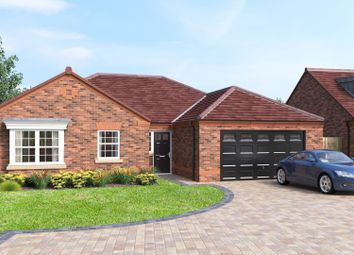 Thumbnail 3 bed detached bungalow for sale in The Westminster, Folly Nook Lane, Ranskill, Retford, Nottinghamshire
