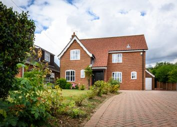 Thumbnail 4 bed detached house for sale in Mill Road, Stoke Holy Cross