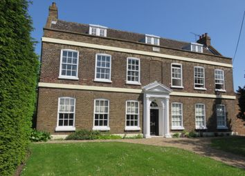 Thumbnail 2 bed flat for sale in Coppid Hall, High Road, North Stifford, Grays