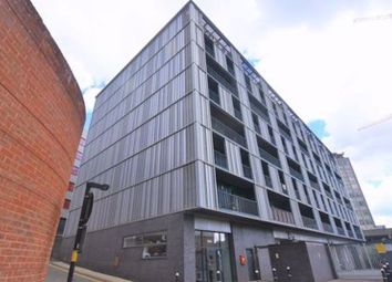 Thumbnail 1 bedroom flat to rent in The Hub, Clive Passage, Birmingham