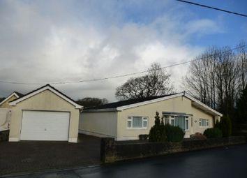 Thumbnail Bungalow for sale in Four Acres, Derwydd Road, Llandybie, Ammanford, Carmarthenshire.