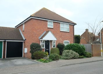 4 bed link-detached house for sale in Hopkins Mead, Chelmer Village, Chelmsford CM2