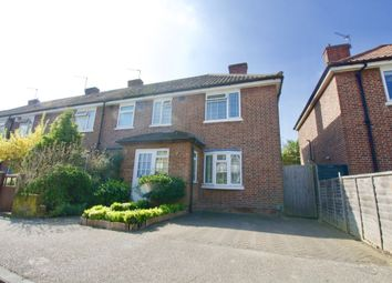 Thumbnail 3 bed end terrace house for sale in Bishops Grove, Hampton