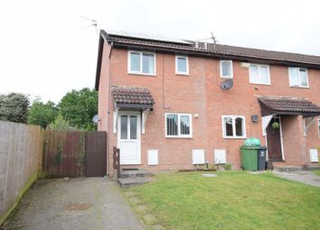 Thumbnail 2 bed end terrace house to rent in Carlton Close, Thornhill, Cardiff.