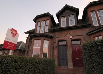 Thumbnail 3 bed semi-detached house to rent in Gartsherrie Road, Coatbridge, North Lanarkshire