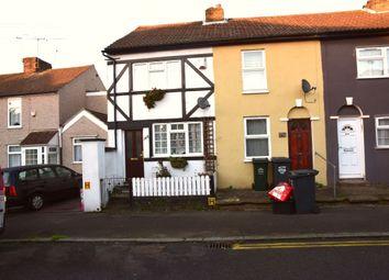 Thumbnail 2 bedroom terraced house for sale in Dartford Road, Dartford