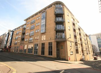 Thumbnail 2 bed flat for sale in Montague Street, City Centre, Bristol