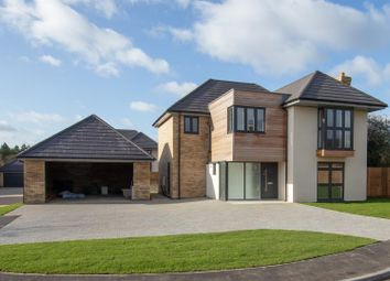 Thumbnail 4 bed detached house for sale in Alison's, Watling Street, Hockliffe