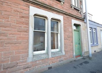 Thumbnail 1 bedroom flat for sale in Mid Street, Bathgate