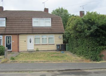 Thumbnail 3 bed semi-detached house to rent in Old Winnings Road, Keresley End, Coventry, Warwickshire
