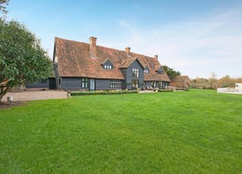 Thumbnail 6 bed barn conversion to rent in Lake End Road, Taplow, Maidenhead