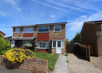 Thumbnail 3 bedroom semi-detached house to rent in St Lawrence Gardens, Leigh-On-Sea, Essex