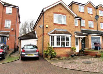 Thumbnail 3 bed end terrace house for sale in Lampeter Close, Kingsbury