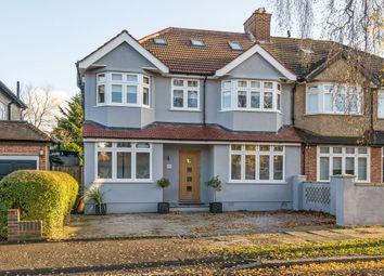 5 bed semi-detached house for sale in West Barnes Lane, New Malden KT3