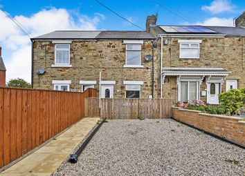 Thumbnail 2 bed terraced house to rent in Well Bank, Billy Row, Crook