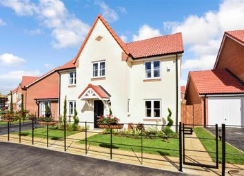 Thumbnail 4 bedroom detached house for sale in Singledge Lane, Whitfield, Dover, Kent
