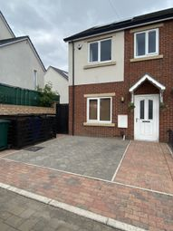 Thumbnail 2 bed semi-detached house for sale in Michael Road, Barnsley