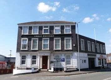 Thumbnail Studio to rent in The Great Western Hotel, 8 Shrub Hill, Worcester