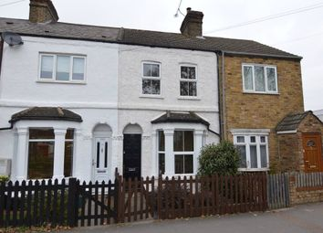 Thumbnail 2 bedroom terraced house to rent in Windmill Lane, Cheshunt, Waltham Cross, Hertfordshire