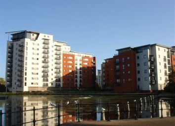Thumbnail 1 bed flat to rent in The Waterquarter, Galleon Way, Cardiff Bay