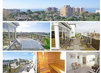 Thumbnail 3 bed flat for sale in Penthouse, Bournemouth, Dorset