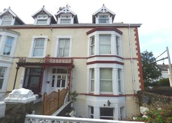 Thumbnail 2 bed flat to rent in 5 York Road, Llandudno