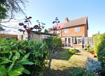 Thumbnail 3 bed semi-detached house for sale in Mill Lane, Moreton, Ongar, Essex