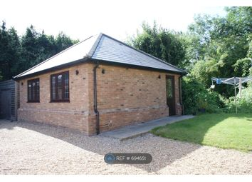 Thumbnail 1 bed bungalow to rent in Boxley Road, Chatham