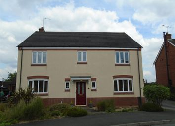 Thumbnail 5 bed property for sale in Swansmoor Drive, Hixon, Stafford