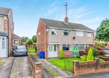 Thumbnail 3 bed semi-detached house for sale in Chell Heath Road, Chell Heath, Stoke-On-Trent