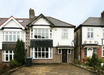 Thumbnail 3 bed semi-detached house to rent in Arnos Grove, Southgate