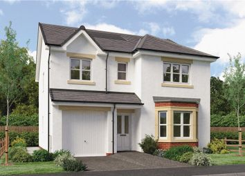 "Thumbnail 4 bedroom detached house for sale in ""Hughes"" at Red Deer Road, Cambuslang, Glasgow"