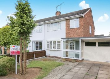 Thumbnail 3 bed semi-detached house for sale in Willow Close, Hagley, Stourbridge