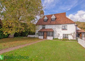 Thumbnail 4 bed property for sale in Nazeing Road, Nazeing, Waltham Abbey