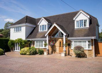 Thumbnail 5 bed detached house for sale in Walden Road, Sewards End, Saffron Walden